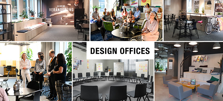 Design Offices Frankfurt - Bildergalerie